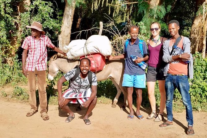 Shoshi Trekking - a guided adventure hike with the Hamar community in Ethiopia