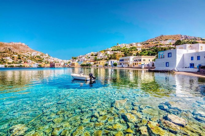 Transfer from Port of Ag.Marina to Leros Airport