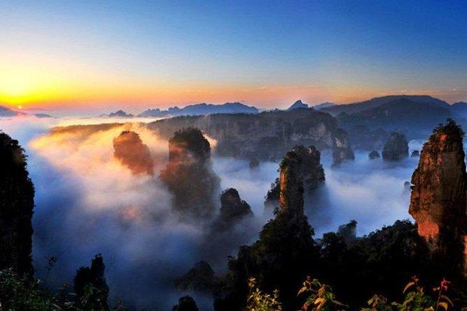 4-Day Essence of Zhangjiajie Tour