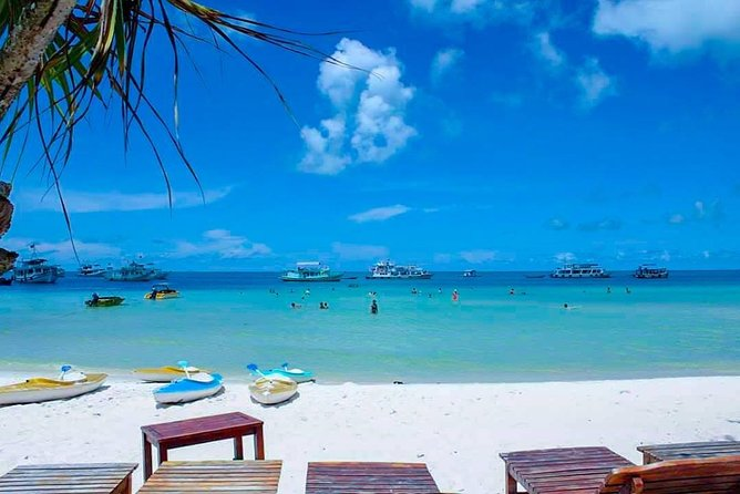 Combo: Phu Quoc Adventure day & night cruise (lunch & dinner)