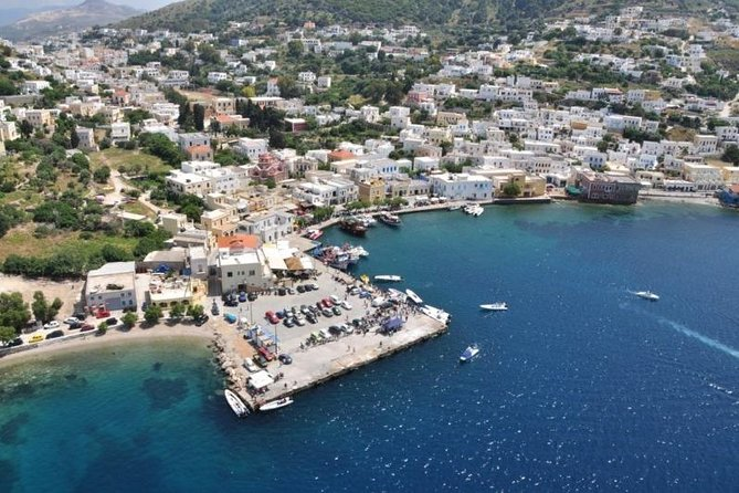 Transfer from Port of Lakki to Leros Airport