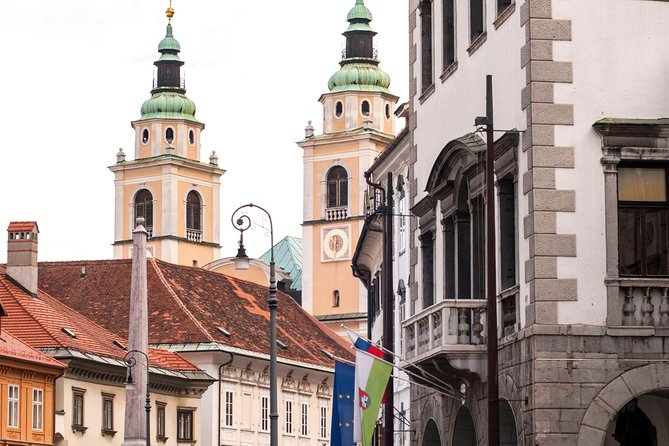 The Ljubljana's Cathedral Tour (St. Nicolas Church)