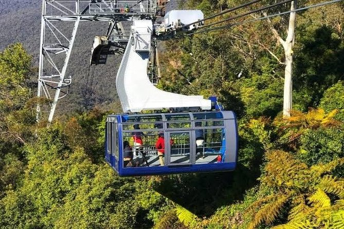 Private Blue Mountain Tour With Scenic World Ride & River Cruise + Lunch photo 4