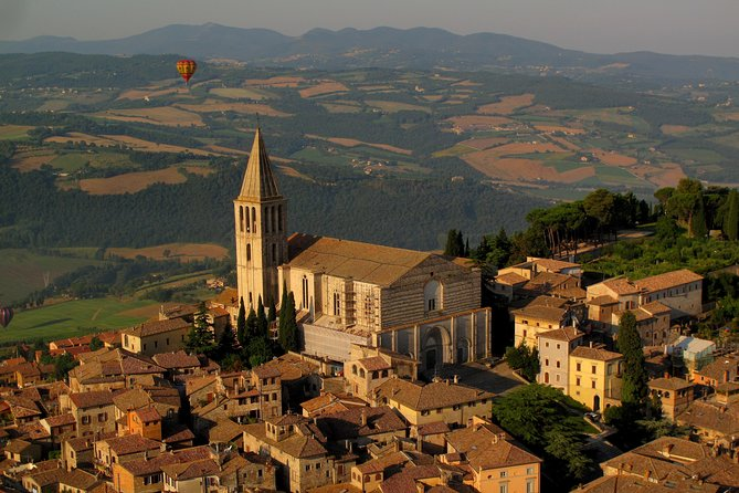 Private Transfer: Rome City to Todi or vice versa