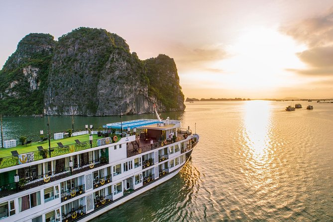 Dynasty Cruise 5***** - Ha Long Bay & Lan Ha Bay 3 Days 2 Nights