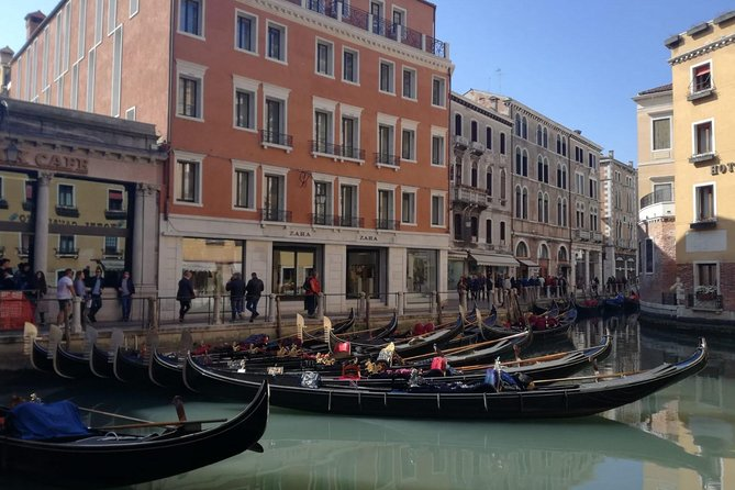 Venice by Train Full Day Tour from Rome Small Group