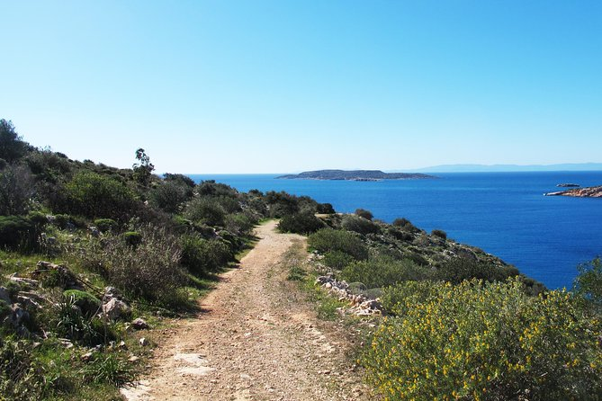Vouliagmeni walking and the Lake tour