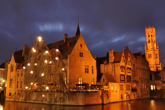 Exclusive tour of Bruges with a private guide
