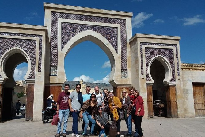 10days Marrakech to Casablanca via Desert Tour Package&private Airport transfers
