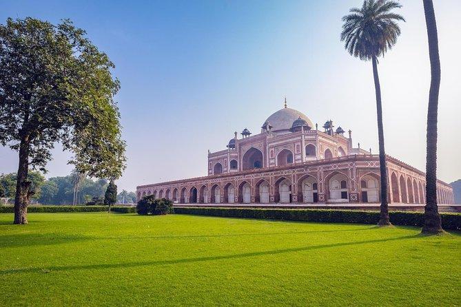Full day city tour of Delhi