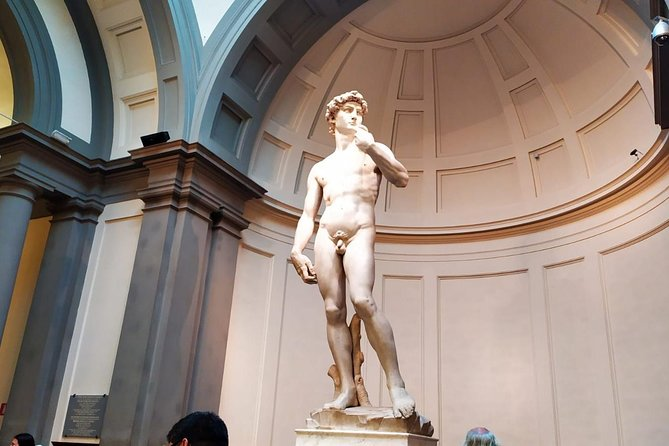Florence Full-Day by Train from Rome - Small Group Tour