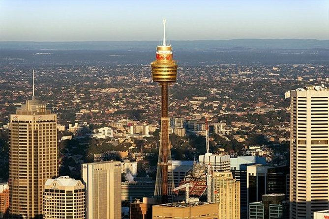 Private – Sydney City Tour with Merline Attractions Combo