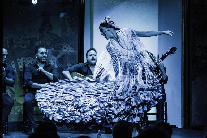 Skip the Line: Flamenco Show at Tablao Flamenco El Arenal in Seville Ticket photo 7