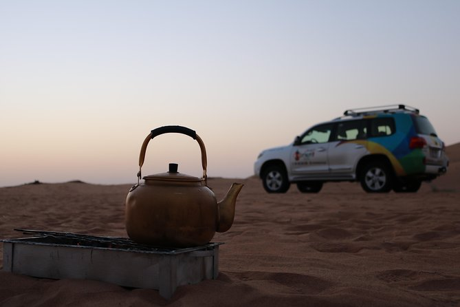 Liwa Desert Overnight Camping Safari from Dubai photo 3