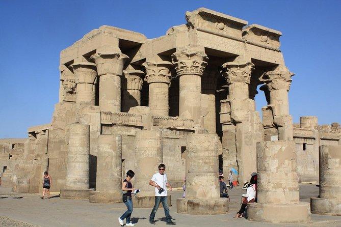 Trip to Abu Simbel, Edfu, Kom Ombo and Aswan from Luxor