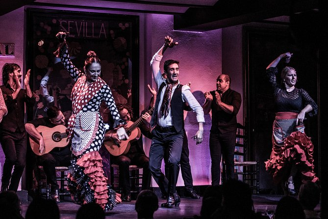 Skip the Line: Flamenco Show at Tablao Flamenco El Arenal in Seville Ticket photo 3