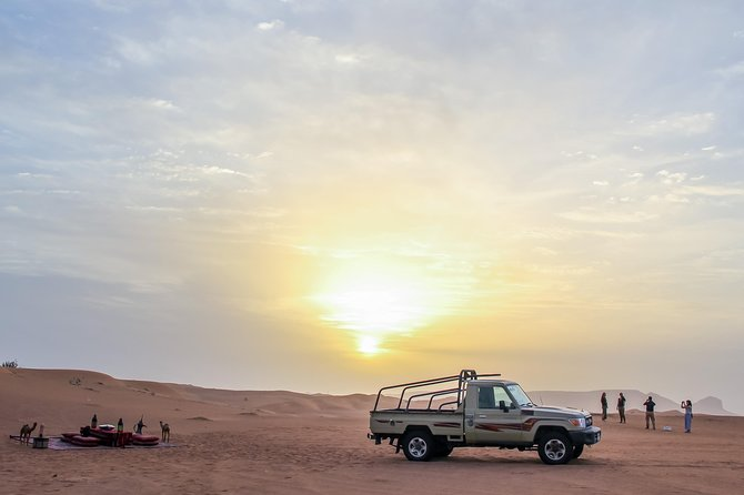 Liwa Desert Overnight Camping Safari from Dubai photo 4