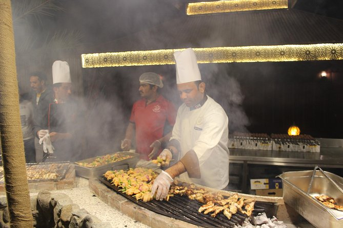 Delicious BBQ Dinner with Adventure Rides, Live Entertainment Show & more