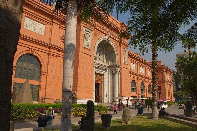 Egyptian Museum, Coptic Cairo & Islamic Cairo