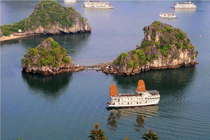 Majestic Cruise 3* - Ha Long Bay 2 Days 1 Night