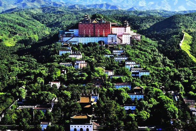 Jinshanling Great Wall and Chengde 2 Days Trip with English Speaking Driver