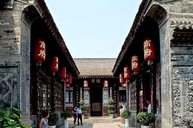 Xi'an Gao Grand Courtyard Admission Ticket【Shadow play optional】 photo 1