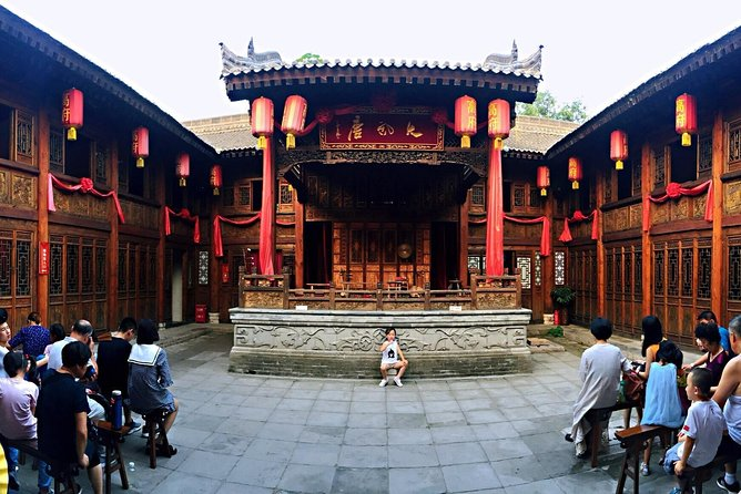 Xi'an Gao Grand Courtyard Admission Ticket【Shadow play optional】 photo 4