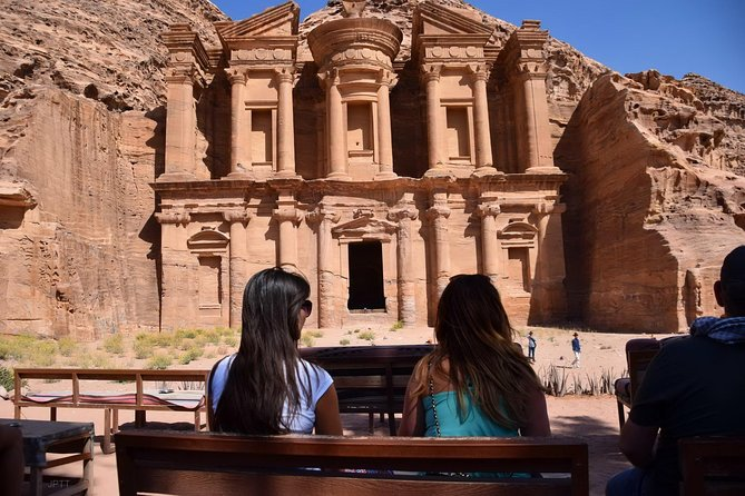 Perfect Day Trip to Petra from Amman