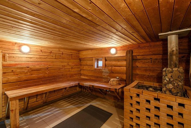Russian sauna (banya) experience photo 6