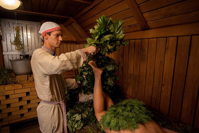 Russian sauna (banya) experience photo 7