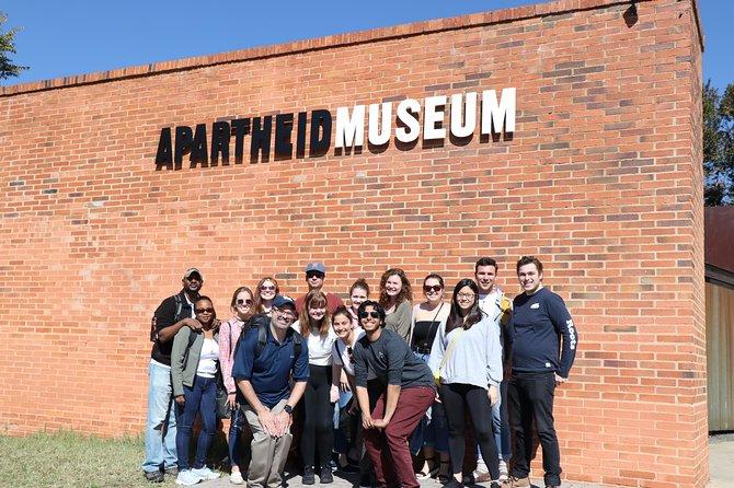 Full-Day Soweto Apartheid Museum & Johannesburg Tour