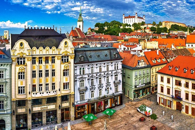 Bratislava Off the Beaten Path Tour - recommended also by Rick Steves