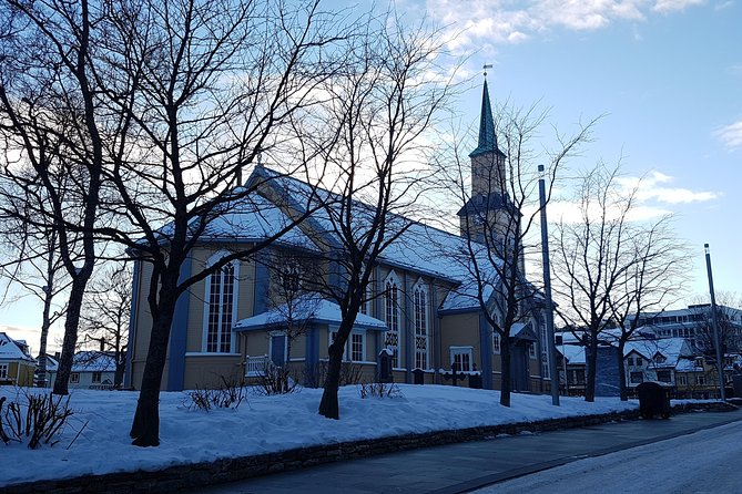 The Tromsø Cathedral