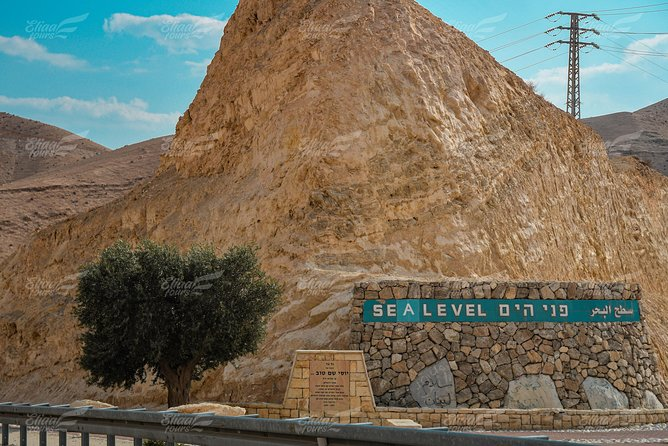 Bethlehem & Jericho from TLV/JLM
