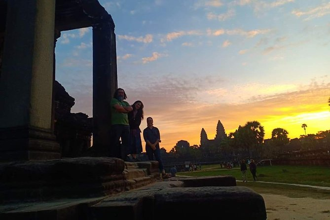 2-Day Temples with Angkor Wat Sunrise Tour of Siem Reap photo 3