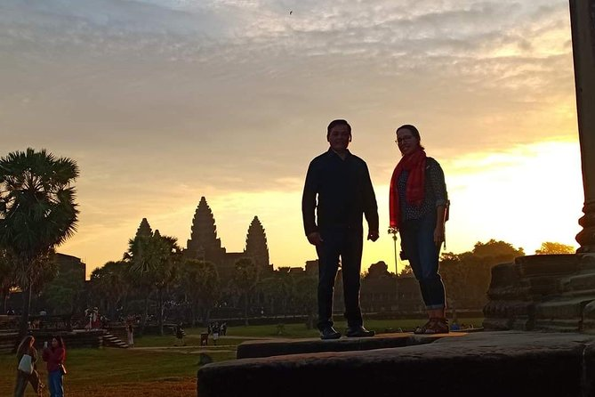 Sunrise Tour of Angkor Wat from Siem Reap photo 8