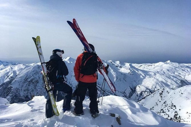 Ski lessons in Baqueira beret