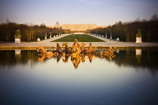 Audio Guided Versailles Palace & Gardens on the Spot