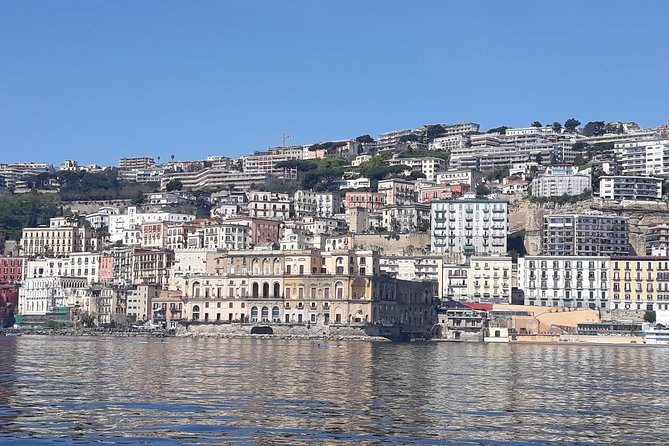 Naples by the sea: 2,5h shared BOAT tour photo 1