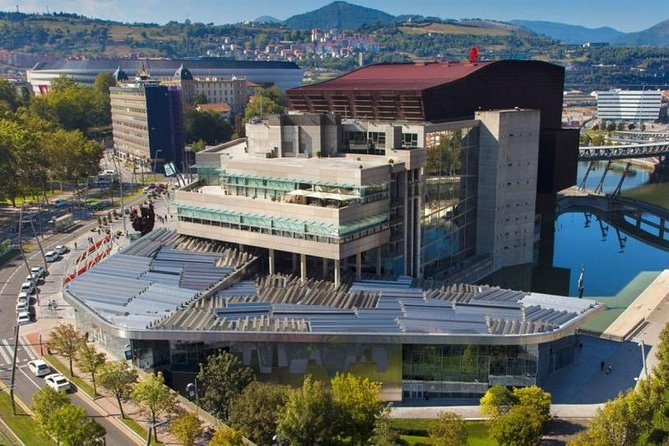 CERTAL SETS TOURS: Theaters BILBAO Theaters Vip Experience (5 hours)
