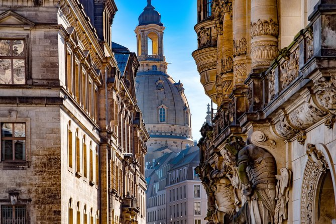Best of Dresden: Full Day Excursion from Berlin