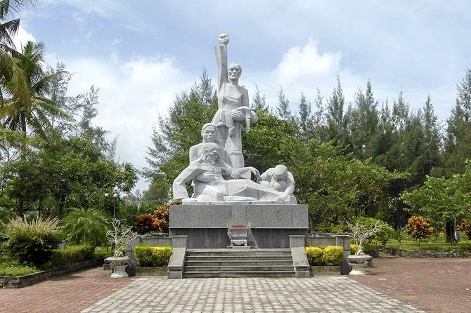 The Private Tour to Quang Ngai Province (My Lai Massacre Memory and Sa Ky port)