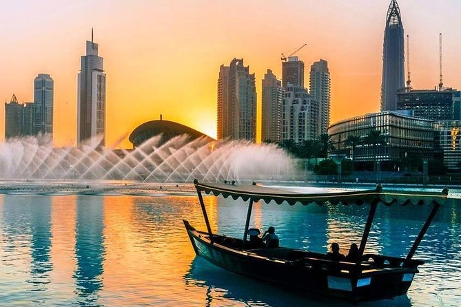 Private Modern Dubai city tour