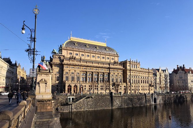 Self-guided Discovery Walk in Prague's Mala Strana: a historic journey