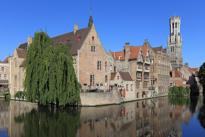 Private Day Trip from Brussels to Bruges