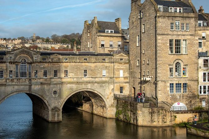 Bath History And Beatles Memory Tour