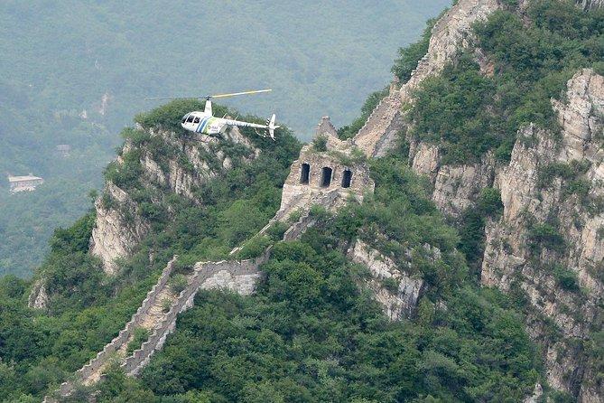 Jiankou to Mutianyu Hiking Self-Guide Tour Private English Speaking Driver