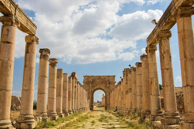 Jordan Horizons Tours: Jerash and Amman City Tour from Dead Sea Day Trip photo 14
