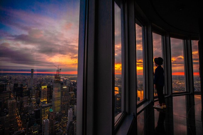 Skip the Line: Empire State Building Sunrise Experience Ticket