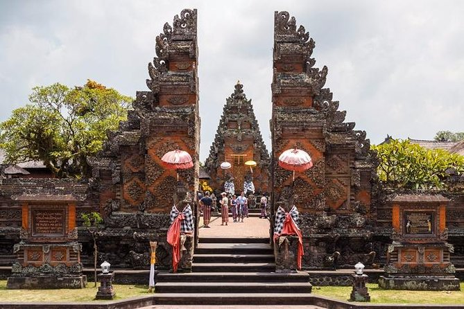 The Most Bali Temples & Culture Tour